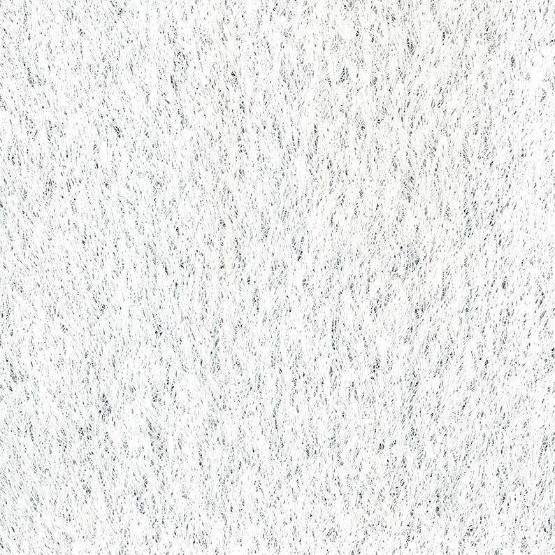 manto erba sintetica bianco
