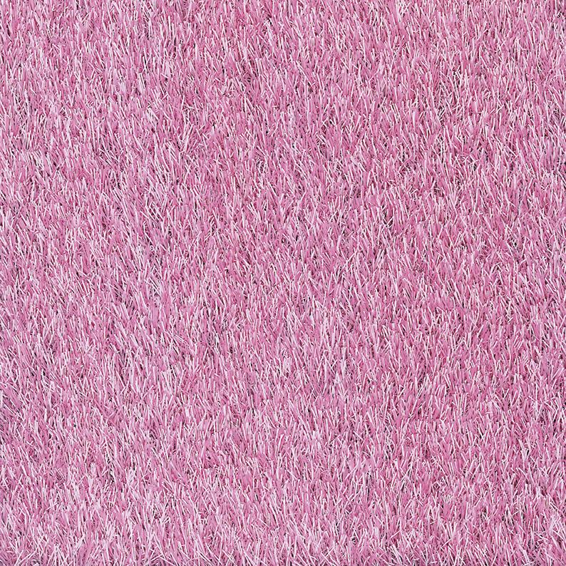 manto erba sintetica rosa