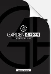 Quaderno Garden4Ever